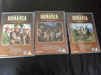 Bonanza 3 DVDs
