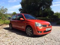 LOW MILEAGE Renault Sport Clio 182 Inferno Orange