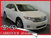 2011 Toyota Venza V6 AWD Gr.Electrique+Cuir Impeccable !!!