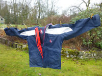 Yachting Suit, Oilskins by Simpson Lawrence Glasgow undamaged very weatherproof and warm