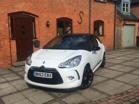 CITROEN DS3 DSTYLE PLUS - 1.6 eHDi - £0 tax - Full Service History