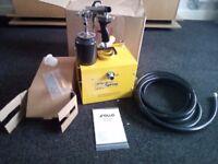 Brand new unused apollo compressoa and spray gun