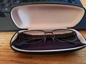 Rayman rim glasses