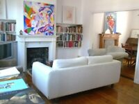 Double room in LGBT/Gay flat share with garden. £543 per month All bills included
