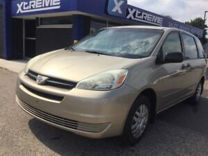 2005 Toyota Sienna GREAT FAMILY VAN SAFETY CERTIFIED