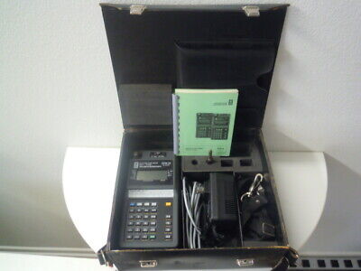Wandel Goltermann Spm-33 Selective Level Meters Range 200 Hz-1.62 Mhz G-0078