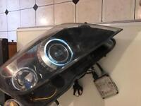 VauVauxhall Astra 2006 to 2010 xenon head light