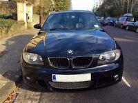2007 BMW 118i - Black M Sport