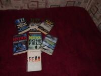 Selection Of Paper Backs Various Titles By Some Good Authors