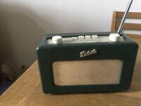 Roberts Radio. Vintage style. Good condition.