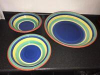 Italian Hand Painted Bowls - New!