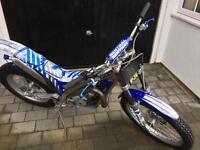 Gas gas txt pro trials bike 250 2002
