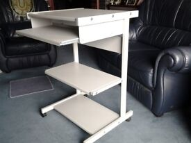 Computer table. New