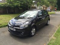 Renault Clio 1.5 dCi Dynamique 5dr, £30 TAX YEARLY