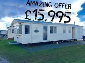 Static Caravan For Sale *Site Fees Included 2017* 12 Month Park North West Lancaster Morecambe