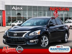 2013 Nissan Altima 2.5 SL*Accident Free*Leather