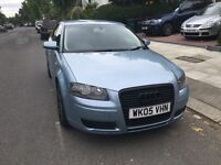 2005 Audi A3 2.0 Sportback Automatic 5dr. 58000 Miles FULL HISTORY