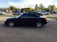 For sale 2007 Audi a4 turbo convertible