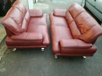 Sofas leather