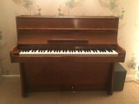 Upright Giles Piano For Sale