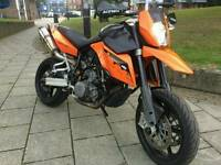 KTM DUKE 990 WITH ONLY 140 00 MILES