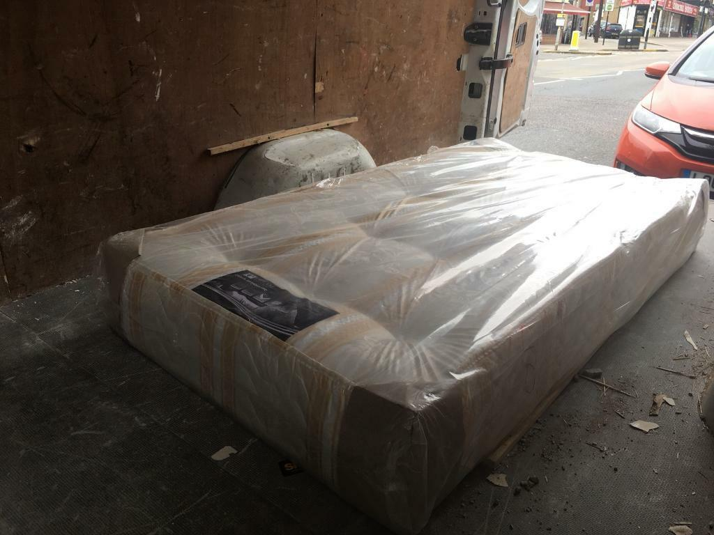 BRAND NEW 3FT SINGLE CROWN ORTHOPAEDIC MATTRESS - MED FIRM - FREE LOCAL DELIVERY