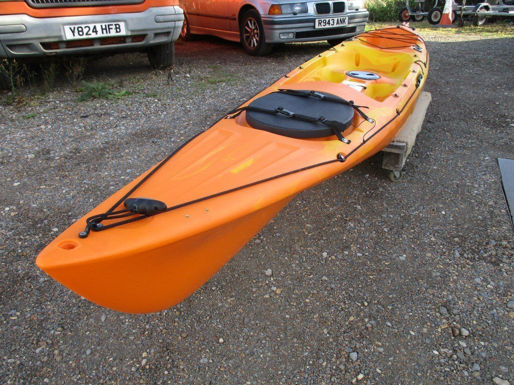 new ocean kayak prowler 4.5