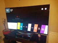 LG 55EC910V OLED TV
