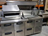 Commercial complete kitchen