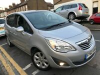 VAUXHALL MERIVA 1.4 16V 2011 (60) PANORAMIC ROOF LEATHERS 2 KEYS NEW MOT FULL HISTORY CLEAN CAR