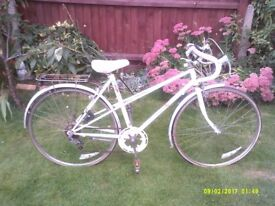 RALEIGH CANDICE RACER ONE OF MANY QUALITY BICYCLES FOR SALE