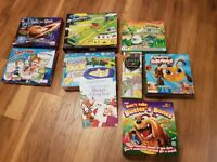 Various boxed childrens games almost new