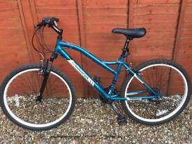 Women's Muddyfox bike