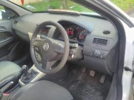 Vauxhall Astra Estate 1.3 diesel.