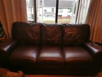 3 seater single chair