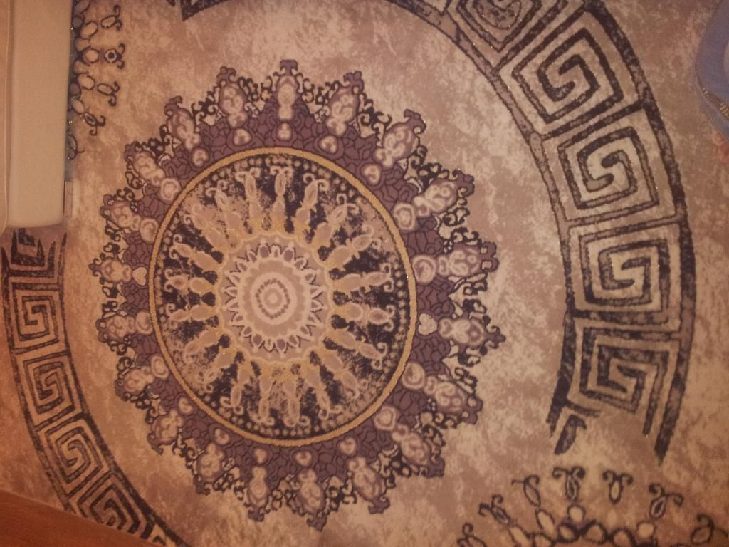 Versace Medusa Carpet Vidalondon