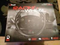 Trust gt 288 racing wheel