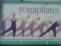 Yogapilates: Classic Yoga & Pilates Positions & Unique Fusions workouts book by Diana holland