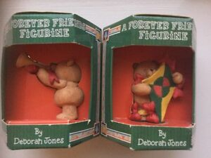 Andrew Brownsword - FOREVER FRIENDS FIGURINE x2