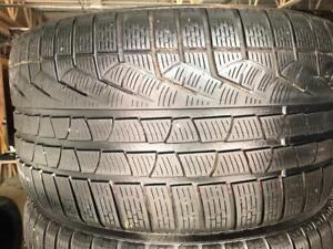 2 pneus 285/35/20 Pirelli sottozero2.    6/32