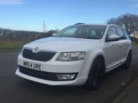 Skoda Octavia Estate Black Edition 2.0 TDI 2014 (64)