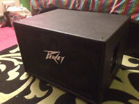 Peavey 210 TVX Bass cab & Little Mark 2 Basshead - GREAT DEAL
