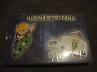 Ultimate TV games console