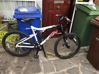 PARADOX (20 inch) Frame Mountain Bike