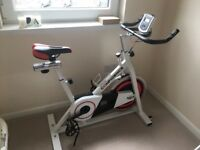 Mint condition confidence exercise bike for sale