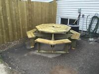 Order your picnic table today!!!!!