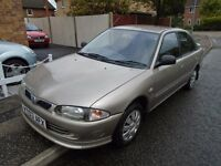 PROTON WIRA 1.5, very low mileage, drives superbly...£495..