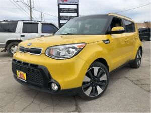 2014 Kia Soul SX LEATHER NAVIGATION PANORAMA ROOF