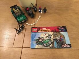 Lego super hero set 76004
