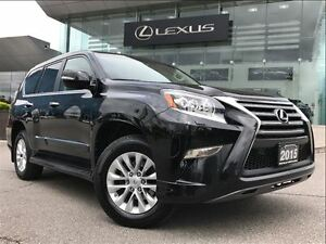 2015 Lexus GX 460 Premium AWD Navi BackUp Cam Leather Sunroof